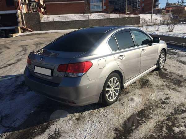 Subaru Legacy, 2009 год, 659 000 руб.