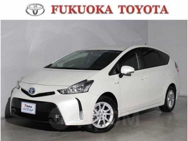Toyota Prius a, 2017 год, 999 000 руб.