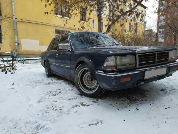 Nissan Gloria, 1987 год, 160 000 руб.