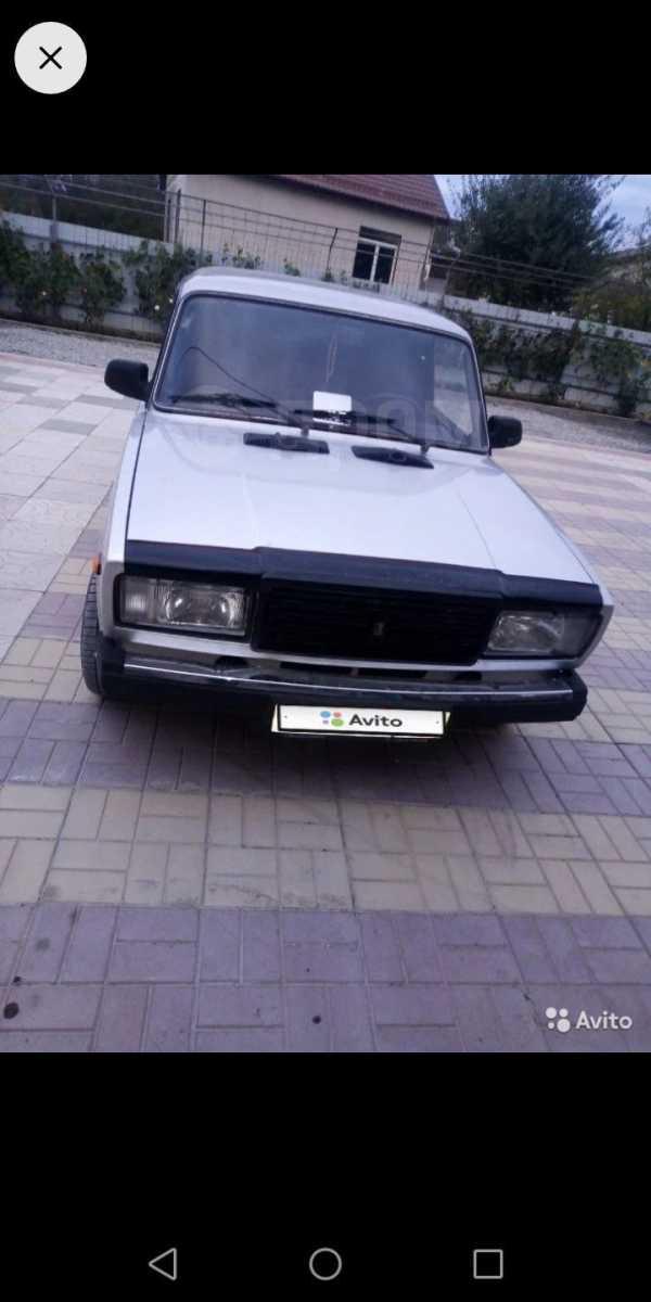 Лада 2107, 2012 год, 125 000 руб.