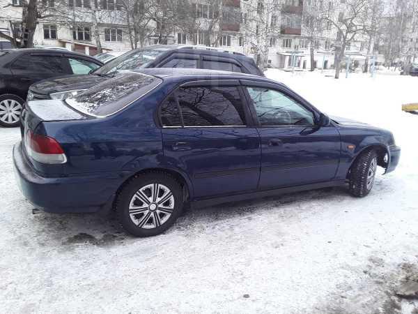 Honda Integra SJ, 1996 год, 138 000 руб.