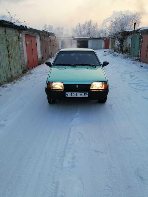 Лада 21099, 2003 год, 97 000 руб.