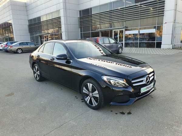 Mercedes-Benz C-Class, 2018 год, 1 480 000 руб.