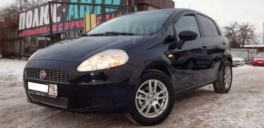 Fiat Punto, 2008 год, 274 000 руб.