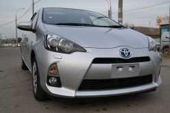 Краснодар Toyota Aqua 2014