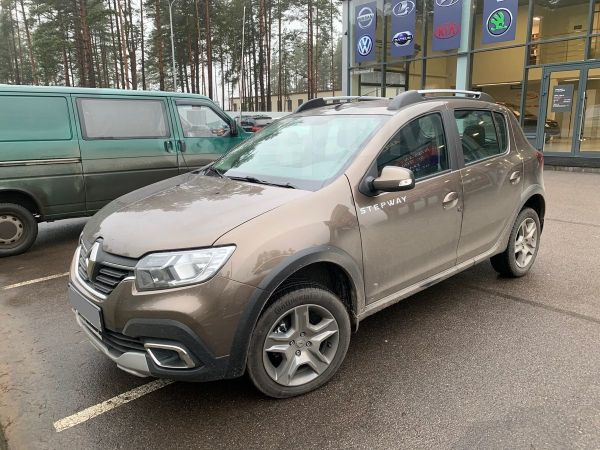Renault Sandero Stepway, 2019 год, 779 000 руб.