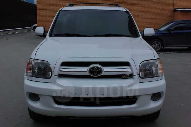 Toyota Sequoia, 2005 год, 1 300 000 руб.