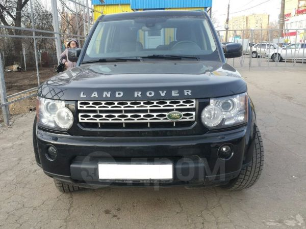 Land Rover Discovery, 2010 год, 1 390 000 руб.