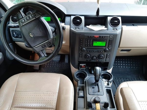 Land Rover Discovery, 2007 год, 500 000 руб.