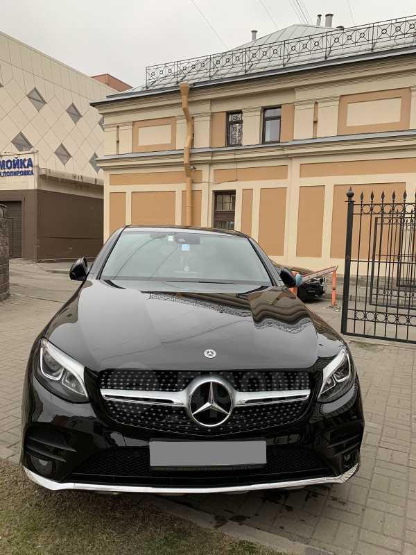 Mercedes-Benz GLC Coupe, 2017 год, 2 800 000 руб.