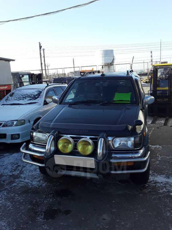 Nissan Terrano, 1996 год, 400 000 руб.