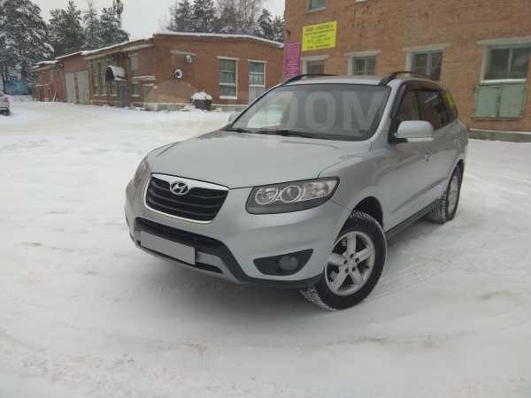 Hyundai Santa Fe, 2012 год, 975 000 руб.