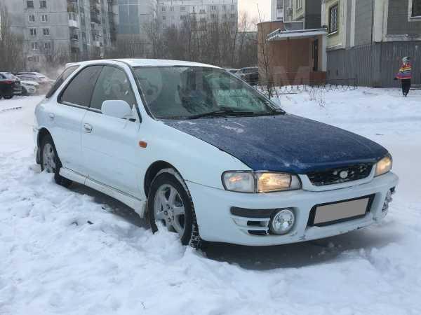 Subaru Impreza, 2000 год, 150 000 руб.