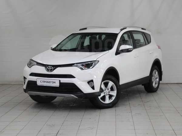 Toyota RAV4, 2017 год, 1 383 750 руб.
