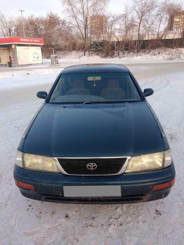 Toyota Avalon, 1996 год, 170 000 руб.
