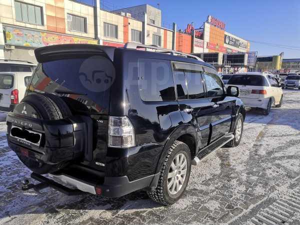Mitsubishi Pajero, 2009 год, 1 100 000 руб.