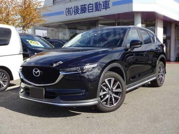 Mazda CX-5, 2017 год, 1 124 000 руб.