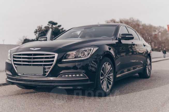 Hyundai Genesis, 2015 год, 1 740 000 руб.