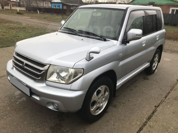 Mitsubishi Pajero iO, 2004 год, 350 000 руб.