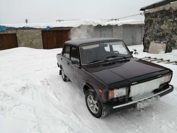 Лада 2107, 2009 год, 120 000 руб.