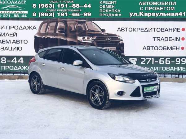 Ford Focus, 2012 год, 419 000 руб.