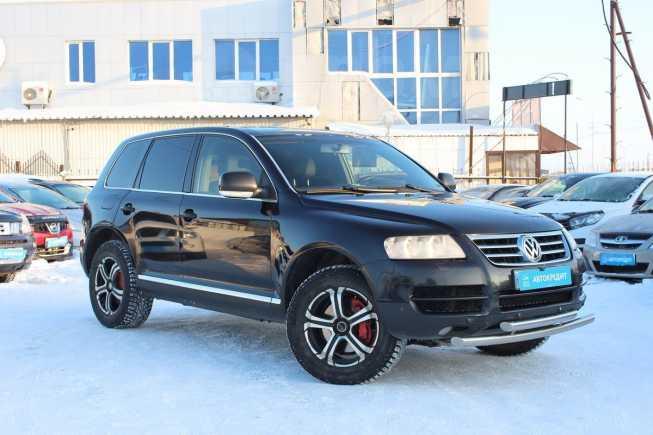 Volkswagen Touareg, 2005 год, 499 000 руб.
