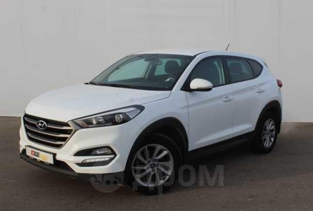 Hyundai Tucson, 2016 год, 1 080 000 руб.