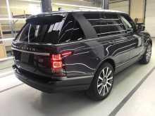 Иркутск Range Rover 2017