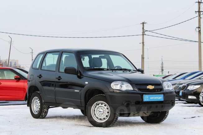 Chevrolet Niva, 2018 год, 629 000 руб.