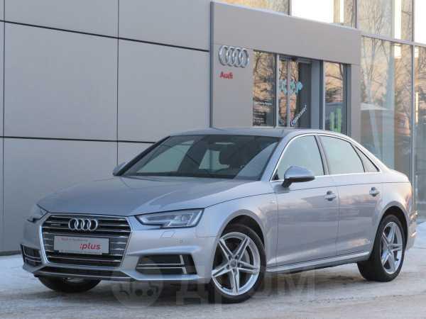 Audi A4, 2018 год, 2 400 000 руб.
