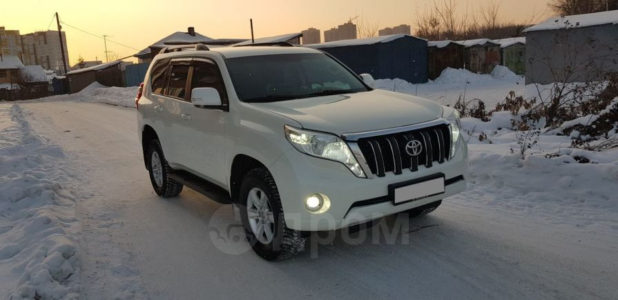 Toyota Land Cruiser Prado, 2014 год, 2 350 000 руб.