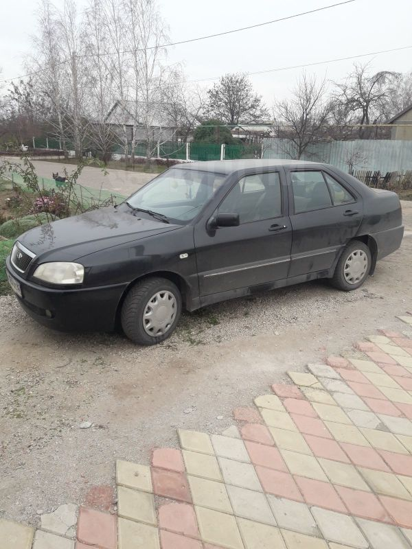 Chery Amulet A15, 2008 год, 125 000 руб.