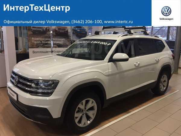 Volkswagen Teramont, 2019 год, 3 009 000 руб.