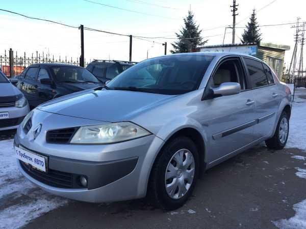 Renault Megane, 2006 год, 269 500 руб.