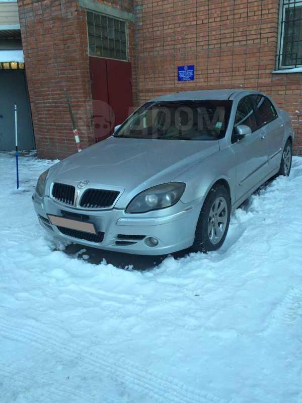 Brilliance M2, 2007 год, 259 000 руб.