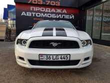 Астрахань Mustang 2013