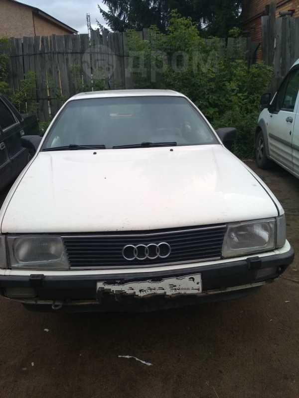 Audi 100, 1986 год, 90 000 руб.