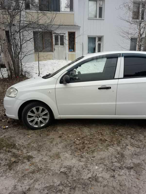 Chevrolet Aveo, 2011 год, 320 000 руб.
