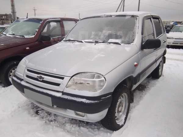 Chevrolet Niva, 2005 год, 127 000 руб.