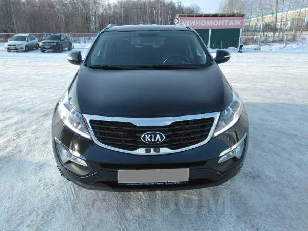 Kia Sportage, 2013 год, 909 000 руб.