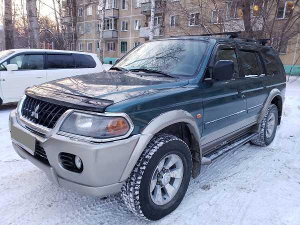 Mitsubishi Pajero Sport, 2003 год, 470 000 руб.