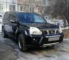 Хабаровск X-Trail 2008