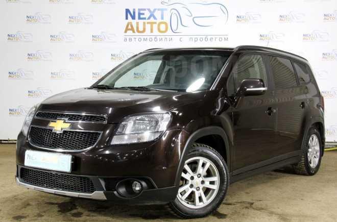 Chevrolet Orlando, 2014 год, 729 000 руб.