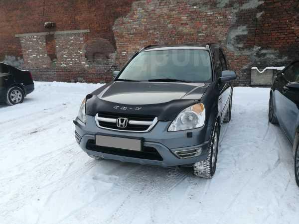 Honda CR-V, 2004 год, 530 000 руб.