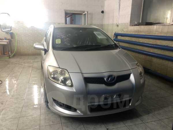 Toyota Auris, 2007 год, 160 000 руб.
