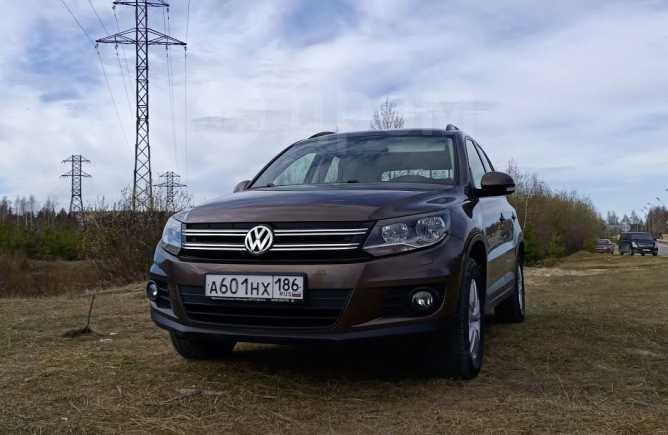 Volkswagen Tiguan, 2015 год, 980 000 руб.