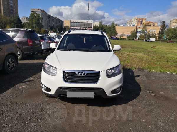 Hyundai Santa Fe, 2010 год, 710 000 руб.