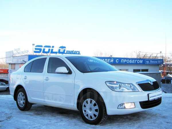 Skoda Octavia, 2012 год, 494 900 руб.