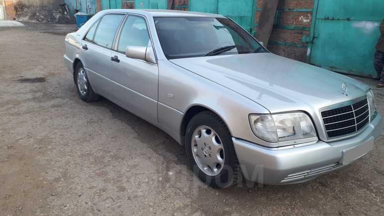 Mercedes-Benz S-Class, 1992 год, 245 000 руб.