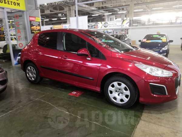 Peugeot 308, 2012 год, 439 000 руб.
